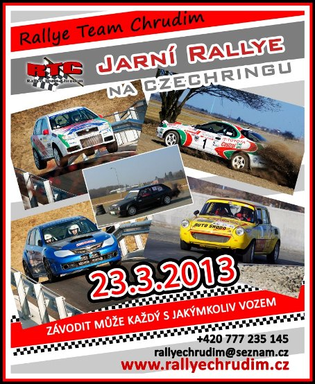 Jarní rallye
