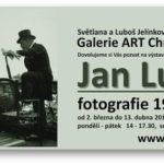 Jan Lukas – výstava fotografií
