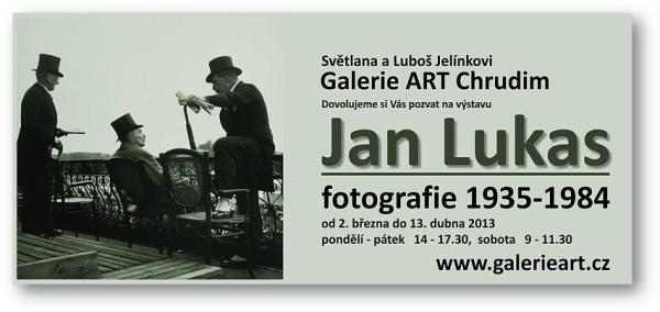Jan Lukas - výstava fotografií