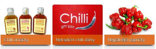 Soutěž o pěkně pálivou chilli omáčku a nejen tu