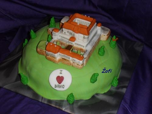 Sen o výrobě dortů