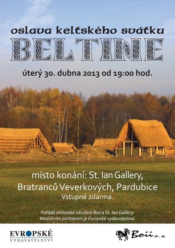 Oslavy keltského svátku Beltine propuknou v centru Pardubic