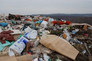 Skládkování odpadů je technologie známá již od pravěku