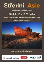Cestopisné povídání - Střední Asie
