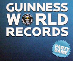 Párty hra Guiness World Records