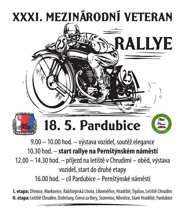 XXXI. Mezinárodní veterán rallye