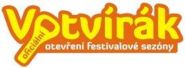 Votvírák - Logo festivalu
