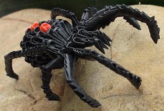Pavouk - neobvyklá konstrukce