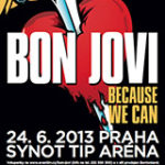 Soutěž o vstupenky na koncert Bon Jovi