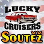 Soutěž o vstupenky na Lucky Cruisers Weekend