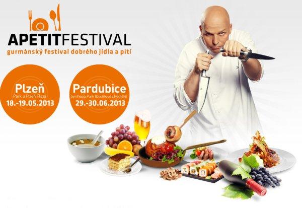 APETIT FESTIVAL gurmánský festival dobrého jídla a pití