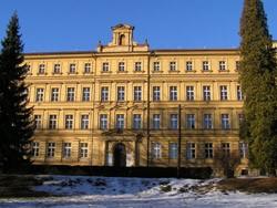 Budova GJR Chrudim
