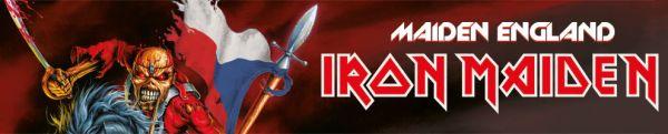Iron Maiden se vrací s ohromující Maiden England Show