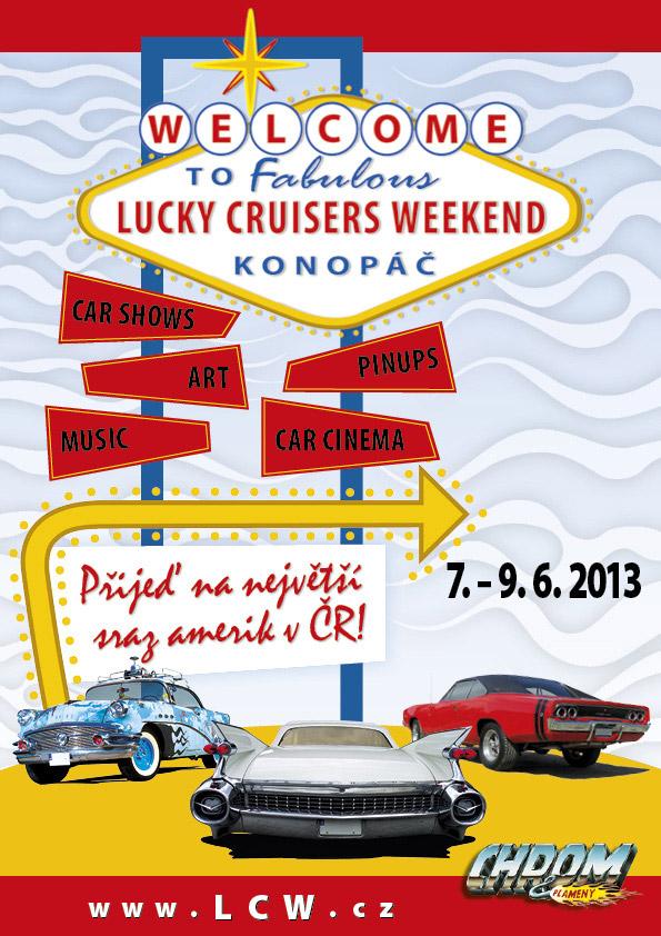 Lucky Cruisers Weekend 2013