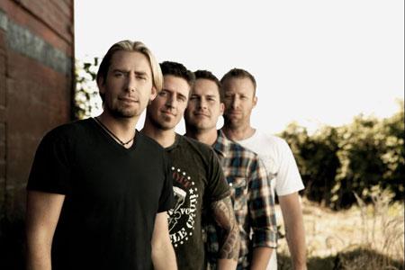 Nickelback vystoupí poprvé v Česku