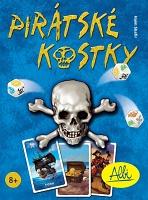 Pirátské kostky - staň se tím nejlepším pirátem!