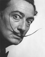 Pozdrav Salvadoru Dalímu v OC Grand Pardubice