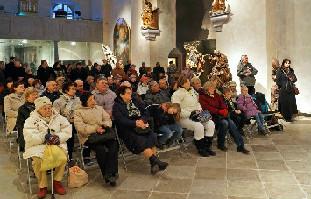 Vystoupení proběhne tradičně v Muzeu barokních soch v Chrudimi