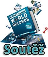Soutěž o party hru Guinness World Records