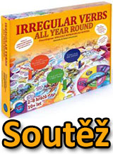 Soutěž o hru Irregular verbs - All year round