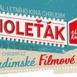 Chrudimské filmové léto Bioleťák startuje