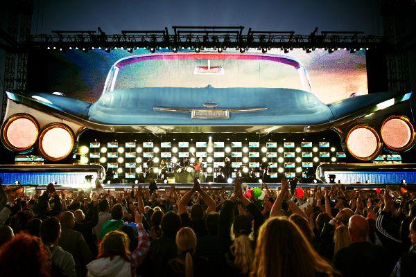 Bon Jovi přivezou do Prahy monstrózní tříhodinovou show