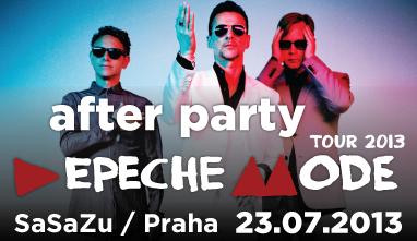 Depeche Mode zahrají v Praze v červenci a znovu v únoru