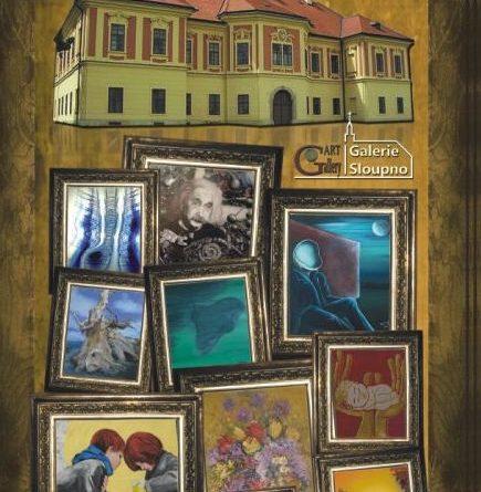 Výstava na zámku Sloupno