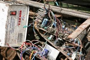 Nebezpečné látky v elektrospotřebičích