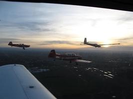 Pohled z ptačí perspektivy uchvacoval člověka od nepaměti, foto: archiv Aeroklubu Chrudim