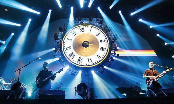 Brit Floyd show se vrací do Čech