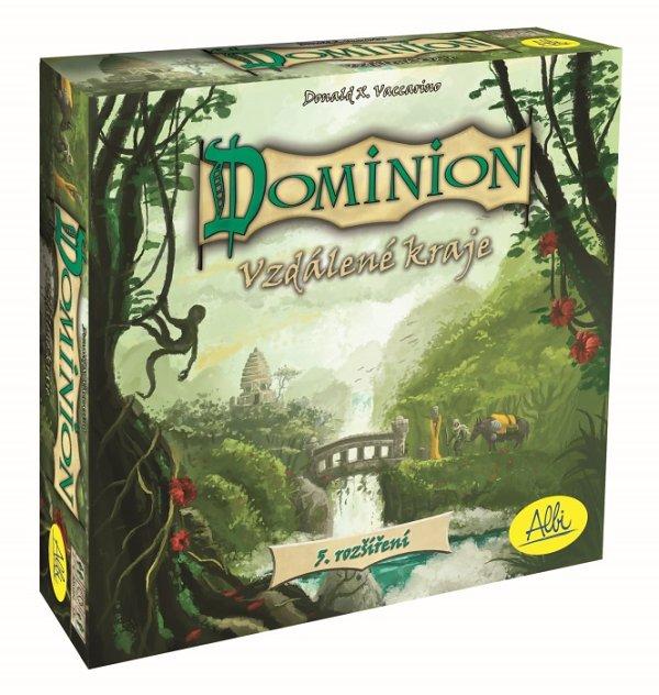 Další pokračování hry Dominion - Vzdálené kraje