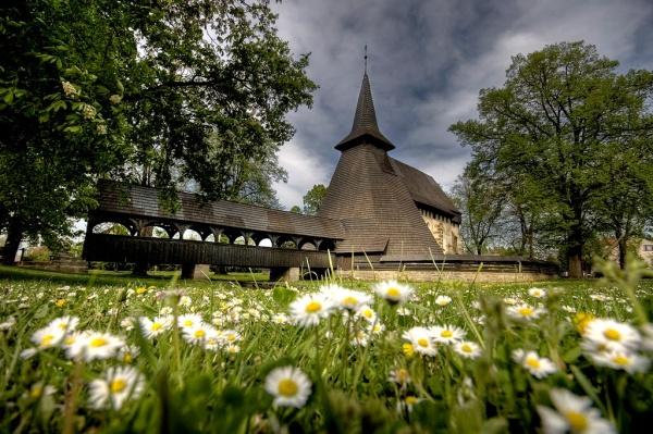 Barokní kostel v Kočí, foto: Petr Jan Juračka