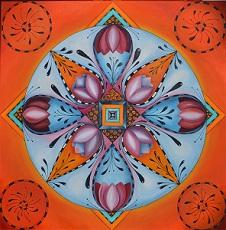 Mandala - www.malovanikresleni.cz