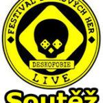 Soutěž o vstupenky na festival deskových her – Deskofobie LIVE