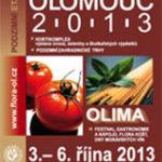 Soutěž o vstupenky na podzimní Flóru Olomouc