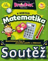 Soutěž o hru V kostce! Matematika
