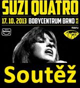 Soutěž o vstupenky na Suzi Quatro