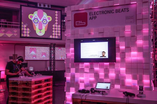 Electronic Beats představuje zbrusu nové mobilní aplikace Electronic Beats Apps