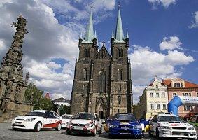 Rallye Železné hory je tu a přináší bohatý doprovodný program