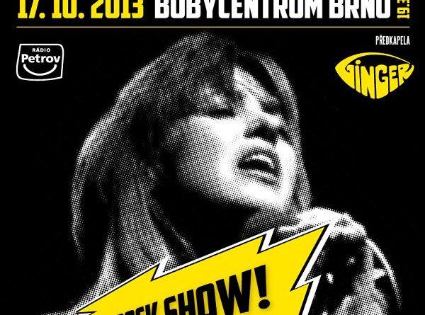 Suzi Quatro vystoupí na jediném koncertě v Brně