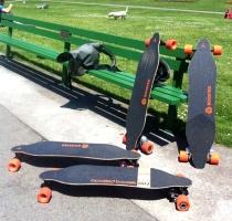 Elektrický skateboard - budoucnost přepravy po městě?