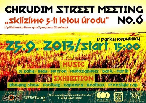 Chrudim Street Meeting