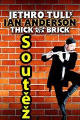 Soutěž o vstupenky na koncert Iana Andersona