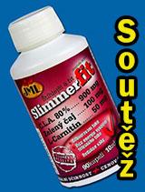 Soutěž o tři balení doplňku stravy - JML SlimmerFit