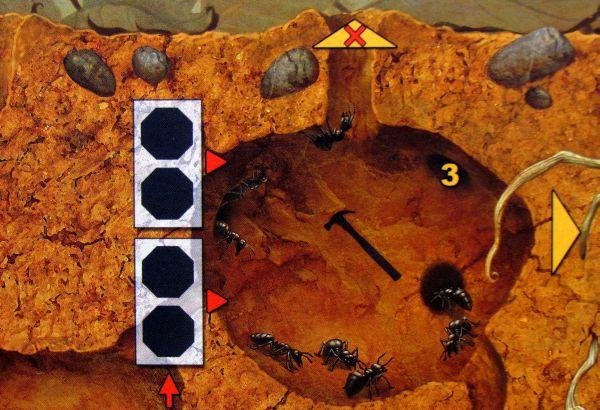 Recenze: Myrmes - mravenci jsou chytřejší, než si myslíte