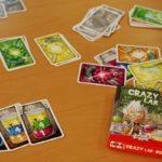 Karetní hra – Šílenej prófa