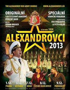 Alexandrovci opět přijíždí