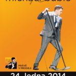 Michael Bublé vystoupí v lednu poprvé v Praze
