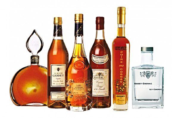 Degustační večer - Cognac GODET